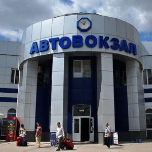 Автовокзалы Спасск-Рязанского