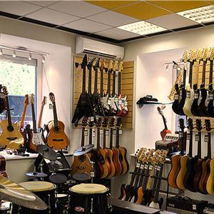Музыкальные магазины Спасск-Рязанского
