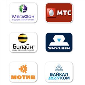 Операторы сотовой связи Спасск-Рязанского
