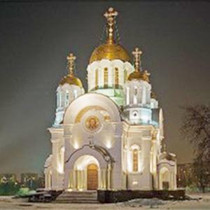 Религиозные учреждения Спасск-Рязанского
