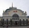 Железнодорожные вокзалы в Спасск-Рязанском
