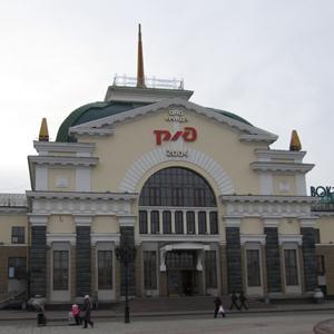 Железнодорожные вокзалы Спасск-Рязанского