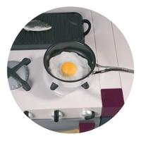 Город Развлечений Ozon - иконка «кухня» в Спасск-Рязанском